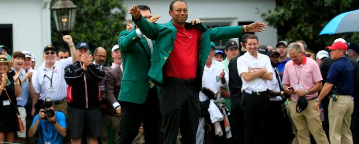 Tiger Woods cumple su sueño y gana en Augusta su quinto Masters