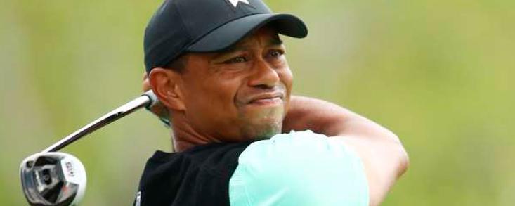 Tiger Woods cede ante Snedeker