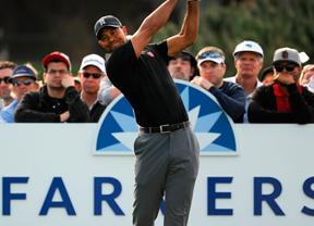 Tiger Woods buscará en Torrey Pines su octava victoria en este torneo del PGA
