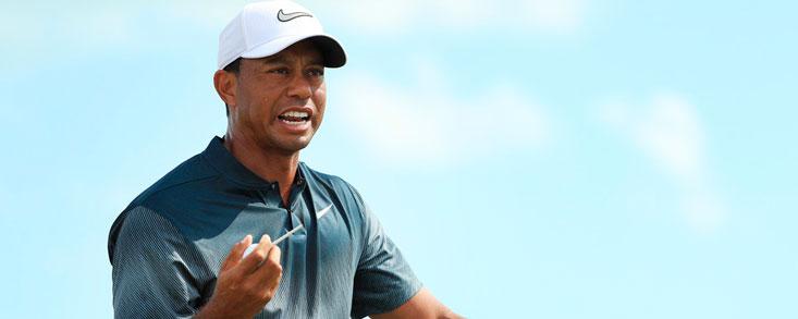 Tiger Woods reconoce que no sabe aún qué calendario tendrá en 2018