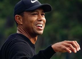 Vea las mejores imágenes de la vuelta de Tiger Woods