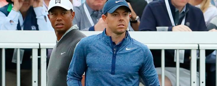 McIlroy: 'Tiger debería estar en el equipo de la President´s Cup'