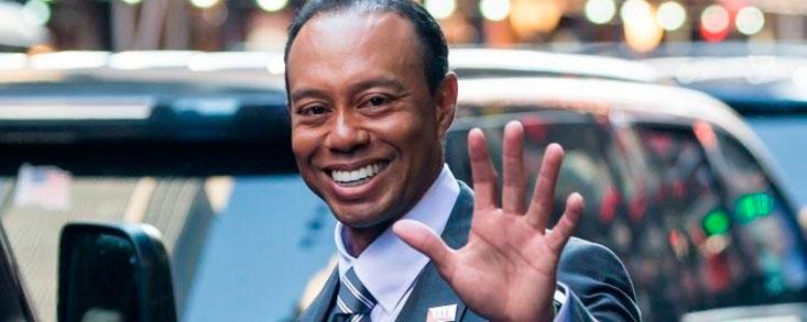 Tiger Woods: 'Estoy intentándolo todo para poder volver en el Masters'