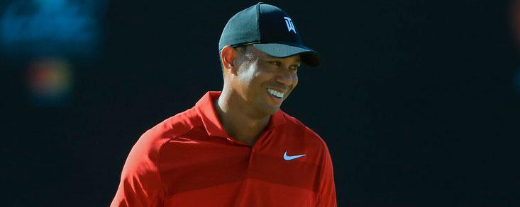 Y Tiger Woods sigue subiendo en el Ránking hasta el puesto 105