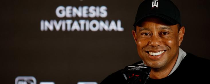Tiger vuelve: 'Estoy emocionado de volver al golf competitivo'