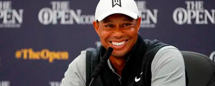 Tiger: 'Hay mucho trabajo por delante'