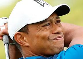 Tiger desafina en su estreno
