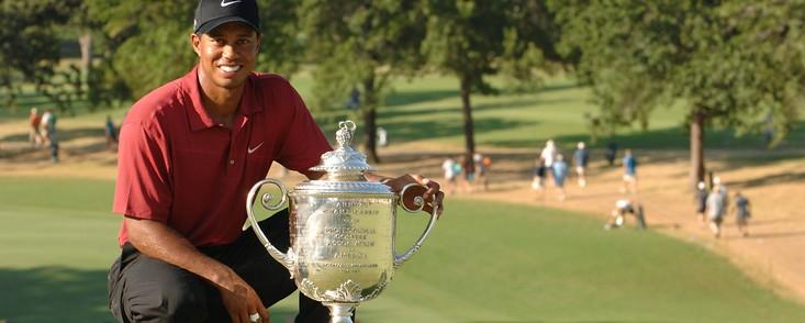 Tiger Woods, la ausencia más destacada en Kiawah