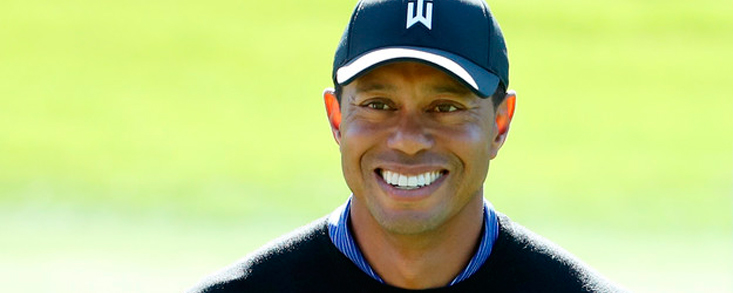 Tiger Woods acude a la llamada