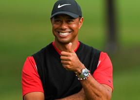 Tiger Woods ya tiene planes para 2020