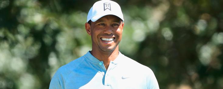 Tiger Woods y Justin Rose empatan en el liderato con -7 con McIlroy a dos golpes y Jon Rahm a tres