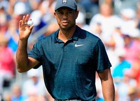 Un mal comienzo y un buen final para Woods que acaba con 70