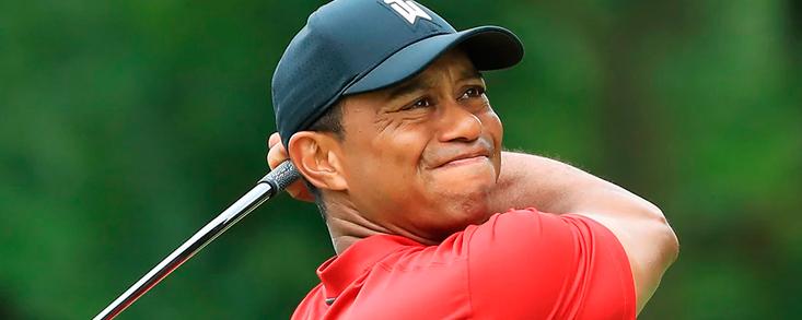 Tiger Woods, operado otra vez de su rodilla izquierda