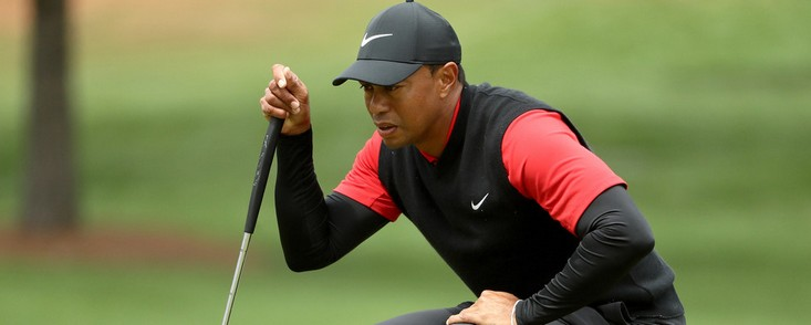 Tiger Woods (+1) sigue creyendo en sí mismo