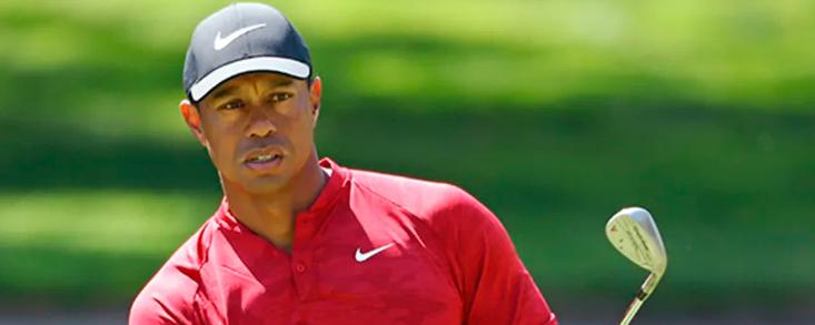 Tiger Woods se borra del Arnold Palmer por molestias en el cuello