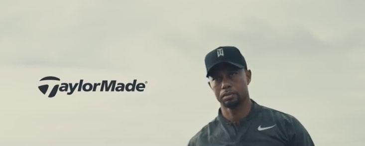 Tiger Woods ya pertenece a la familia de TaylorMade