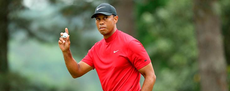 Tiger Woods a por su quinto campeonato de la PGA
