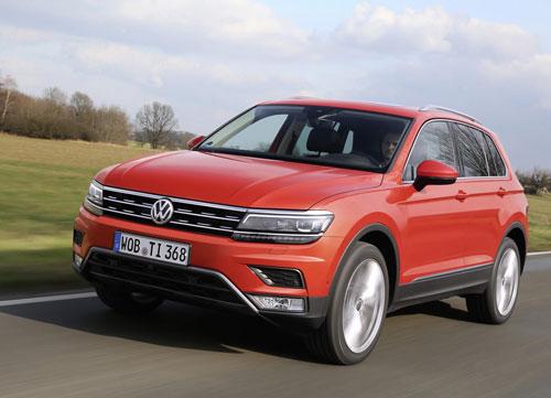 Volkswagen Tiguan, más robusto y tecnológico