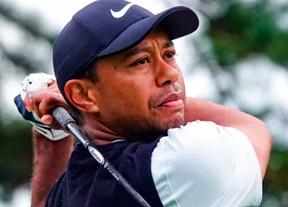 Tiger firma otra tarjeta de 64 golpes y sigue líder en Japón con dos golpes de ventaja sobre Gary Woodland