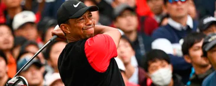Tiger Woods sube al sexto puesto del mundo