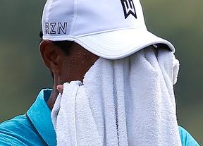 Tiger Woos vuelve a las andadas, firma 74 golpes y baja treinta y siete posiciones
