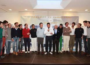 Golf taurino y solidario en La Herrería