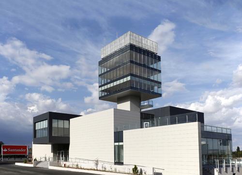 La torre del plan Jarama 2021, una realidad