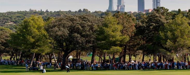 El golf, corazón del deporte en la capital de España