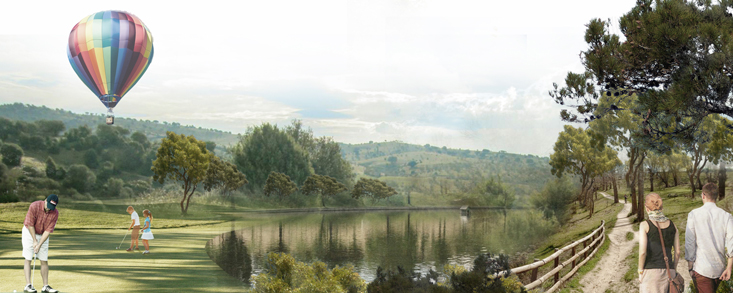 Tres Cantos apuesta por una escuela de golf y un campo ´Executive` de 9 hoyos