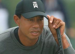 Tiger Woods reacciona tarde