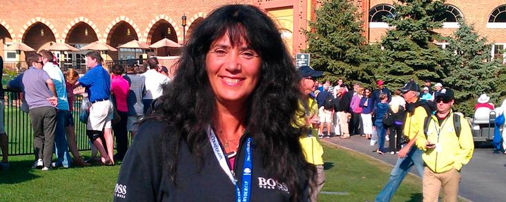 Isabel Trillo, miembro del Comité Ejecutivo de la AGW