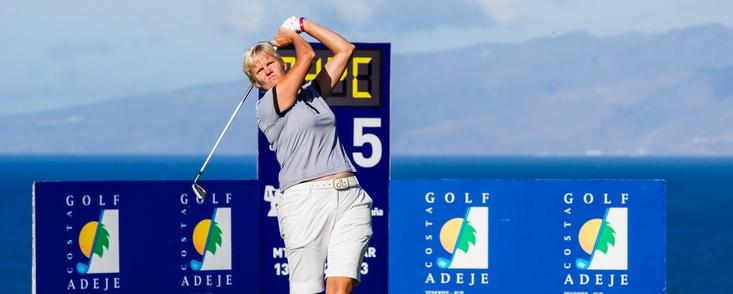 Trish Johnson busca su cuarta victoria en el torneo