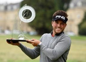 Mala semana para el golf español y victoria de Oscar Lengden