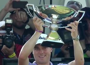 Justin Thomas gana la FedEx Cup y Xander Schauffele el Tour Championship