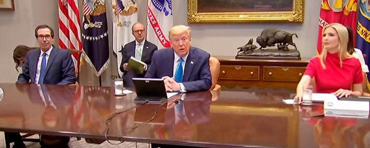 """Donald Trump se enfada con la PGA y el golf estadounidense: """"Espero que tengan seguro contra secuestros"""""""
