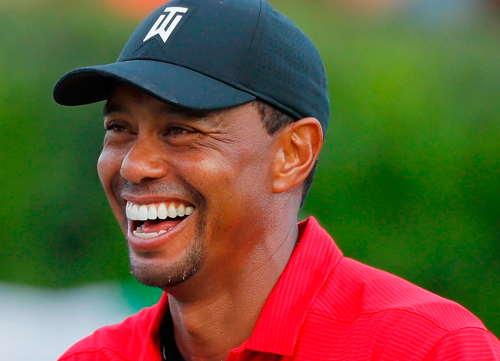 Tiger Woods ya es duodécimo del mundo