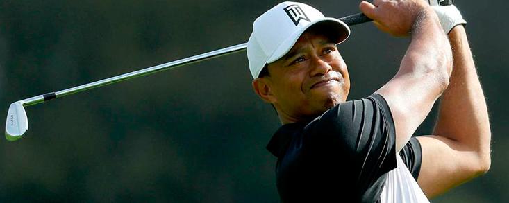 Woods vuelve a la competición con Rahm, García y Cabrera Bello juntos en Riviera