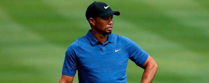 Tiger Woods, convocado en Augusta el martes a las 13.00 horas