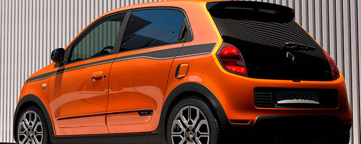 Renault Twingo GT, el benjamín más hiperactivo
