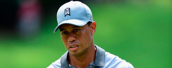 El año más dudoso de Tiger Woods