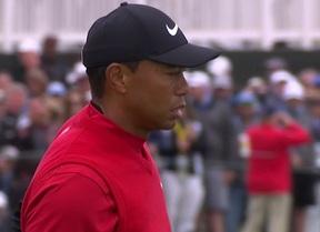 Woods termina cerca del Top-20 pero muy lejos de su objetivo final: la victoria