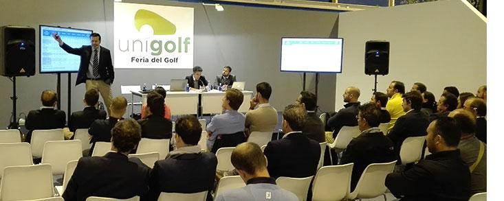 El golf, unido en Ifema