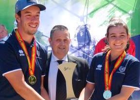 La Universidad de Málaga triunfa en el Campeonato de España Universitario