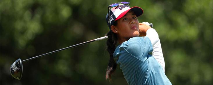 Yu Liu y Celine Boutier principales aspirantes al U.S. Women's Open