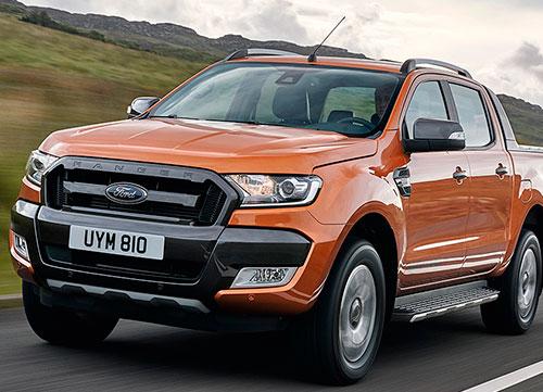 Un apoyo para el trabajo y el ocio con el Ford Ranger