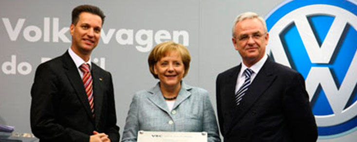 Volkswagen y su 'gran cagada'