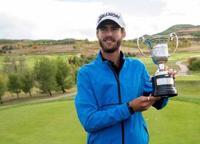 Lucas Vacarisas se alza con el Campeonato de España de Profesional