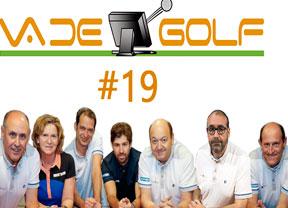 Un paseo por el GNP, el Us Open, un doble Campeón de Europa, sol andaluz y golf para embarazadas