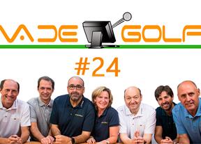 Memorial Arteche, la temporada de Jiménez y la visión del golf del vicepresidente de la CAM, Pedro Rollán
