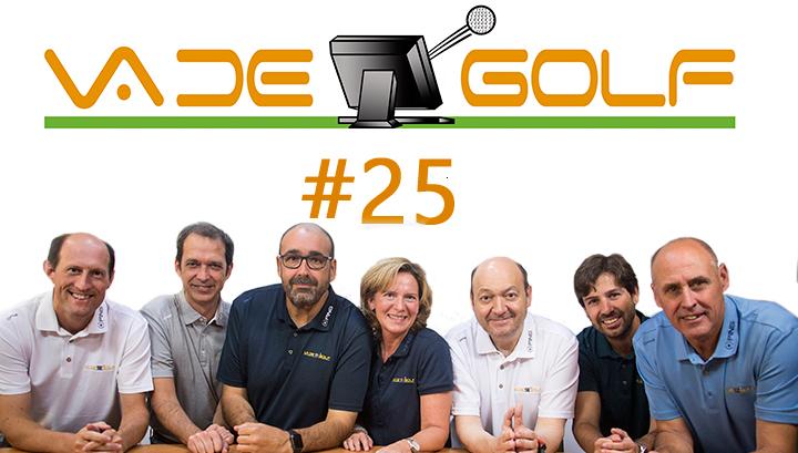 Homenaje a Manolo Beamonte, El Encín como sede de la Escuela del Tour y el golf de un ex Jemad
